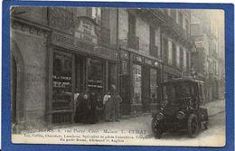 CPA Loir Et Cher Blois Commerce Shop Non Circulé Voiture Automobile - Blois