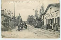 BLANQUEFORT - Station Du Tramway Pour Bordeaux (vendu En L'état) - Blanquefort