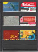 LOT 12 TELECARTES   PARFAIT ETAT - Télécartes