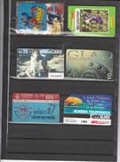 LOT 12 TELECARTES   PARFAIT ETAT - Phonecards