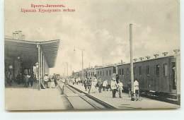 Brest Litowsk - Bahnhof - Gare - Belarus