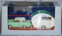TRABANT 601 Mit Würdig 301 - Voitures, Camions, Bus