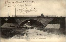 35 - BAIN-DE-BRETAGNE - Pont De Chemin De Fer - Autres Communes
