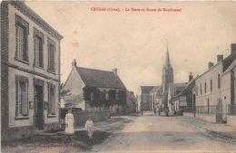 CRULAI - La Poste Et Route De Randonnai - France