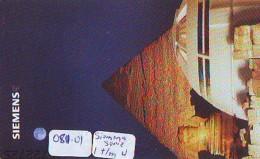 NEDERLAND CHIP TELEFOONKAART CRD-081.01-04 * SERIE VAN 4 SIEMENS  * Telecarte A PUCE PAYS-BAS * NL ONGEBRUIKT * MINT - Paises Bajos