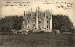 35 - BAIN-DE-BRETAGNE - Chateau De La Noë - Autres Communes