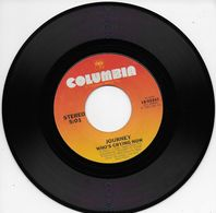 """Journey 45t. SP """"who's Crying Now"""" - Other - English Music"""