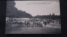 Cpa 79 Niort -  Foire Du 7/05/1909 Exposition Maison Albert Monnet - Niort