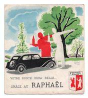 PLAN PARIS-CHANTILLY-PARIS  St Raphael Quinquina  COURSE HIPPIQUE CHAMPS DE COURSE - Europa
