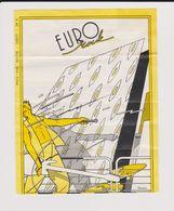 Concert FESTIVAL EURO ROCK La Louvière 13 Septembre 1986 - Concert Tickets