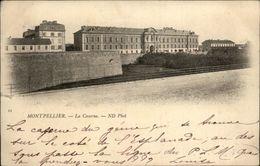 34 - MONTPELLIER - Caserne - Carte Nuage - Montpellier