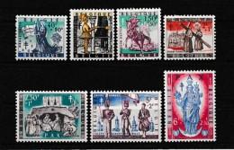 A10427)Belgien 1135 - 1141**, Mutter Gottes - Belgien