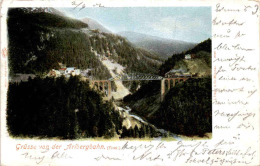 Grüsse Von Der Arlbergbahn, Tirol (2028) * 2. 9. 1902 - Autriche
