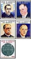 Ref. 182339 * MNH * - MEXICO. 1973. ARTE Y CIENCIA DE MEXICO - Espace