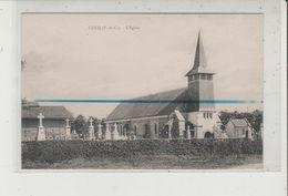 CPA - CUCQ - L'Eglise - Sonstige Gemeinden