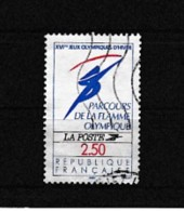 A12469)Frankreich 2866 Gest., Olympia - Frankreich