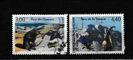 A12515)Frankreich 3145 - 3146 Gest. - Frankreich