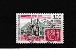 A12518)Frankreich 3152 Gest. - Frankreich