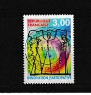A12534)Frankreich 3186 Gest. - Frankreich