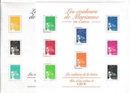 A12683)Frankreich 3579 - 3593 Ax KLB** - Neufs