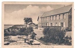 Cpa 50  Port Bail Hotel De La Mer - Otros Municipios