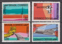 Brazil MNH Set - Factories & Industries