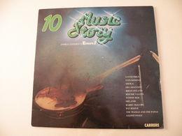 Music Story, Divertissement D'Europe1 Des Année 70 (Titres Sur Photos) - Vinyle 33 T - Vinyl-Schallplatten