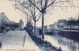 TOULOUSE - Boulevard De La Gare - Toulouse
