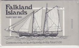 "Falkland Islands 1978 Ship ""Fitzroy & Fairy "" Booklet ** Mnh (40271) - Falklandeilanden"