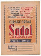 Protège Cahiers -  Cirage-Crème SADOL - Book Covers