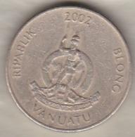 Vanuatu 100 Vatu 2002 - Vanuatu