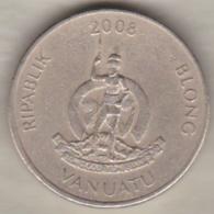 Vanuatu 100 Vatu 2008 - Vanuatu
