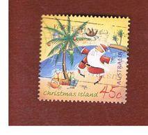 ISOLA CHRISTMAS (CHRISTMAS ISLAND) -  2005 CHRISTMAS               - USED° - Christmas Island