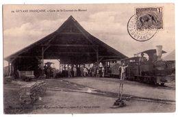 2400 - Saint-Laurent Du Maroni ( Guyane Française ) - La Gare - - Saint Laurent Du Maroni
