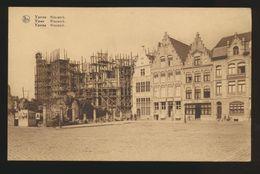 IEPER  Ypres  Nieuwerk 1925  Oblitération GHELUWE - Ieper