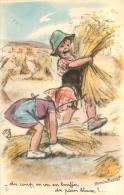 GERMAINE BOURET EDITION D'ART GUY   DU COUP ON VA EN BOUFFER DU PAIN BLANC - Bouret, Germaine