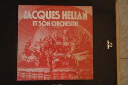 JACQUES HELIAN ET SON ORCHESTRE RARE LP 19?? CHARLES TRENET / NOUGARO - Jazz