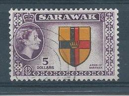 Timbre-Poste MALAISIE Sarawak N°: 203 - Sarawak (...-1963)