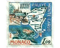 Ref. 44821 * MNH * - MONACO. 1963. 33rd MONTECARLO AUTOMOBILE RALLY . 33 RALLY AUTOMOVILISTICO DE MONTECARLO - Automobili