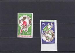 Mali Nº Michel 414B Al 415B - Copa Mundial