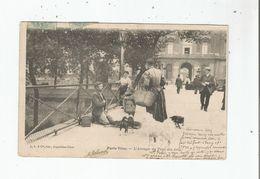 PARIS VECU L'AVEUGLE DU PONT DES ARTS 1905 - Petits Métiers à Paris