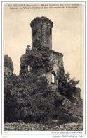 24 -PIEGUT - Château Des Vicomtes De Limoges - France