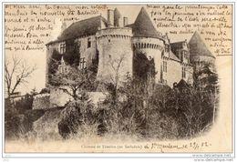 24 - Château De Fénélon - Sarlat La Caneda