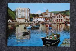 LAREDO - Detalle Del Puerto - Cantabria (Santander)