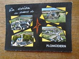 En Avion Au-dessus De Plomodiern , Multi-vues - Plomodiern