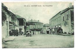 SAUZET - La Grand'Rue - Unclassified