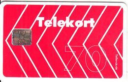 NORWAY - Rod Fiskebein(004G), Chip SC6, No CN, Tirage 2000, Used - Norway