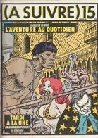 Rare Revue  à Suivre N°15 Avril 1979 - A Suivre
