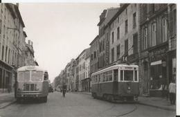Photo -  - Tramway  - Nancy Pour Pont Saint Vincent - Trains