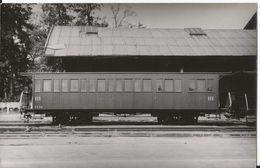 Photo -  - Train  - Noyelles - Somme  - Wagon - Trenes